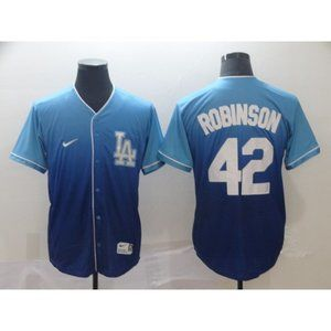 LA Dodgers Jackie Robinson Jersey 2